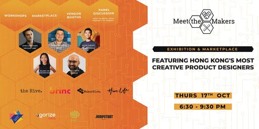 Meet the Makers: Tech Exhibition & Marketplace