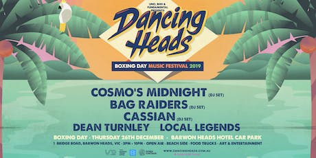 Dancing Heads Music Festival 2019 tickets
