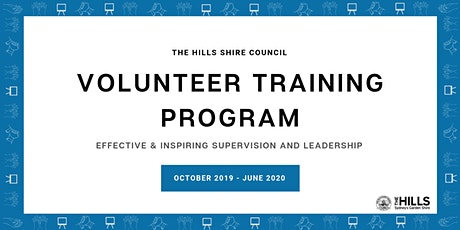 Effective & Inspiring Supervision and Leadership tickets