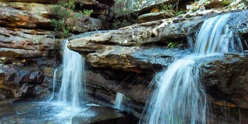 Women's Kingfisher Pools Day Hike // Saturday 18th April