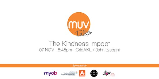 MUV Talks: The Kindness Impact
