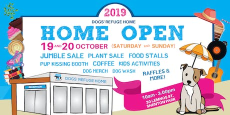 2019 Home Open - Dogs' Refuge Home tickets