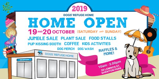 2019 Home Open - Dogs' Refuge Home