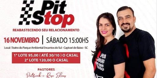 Conferência de casais PIT STOP