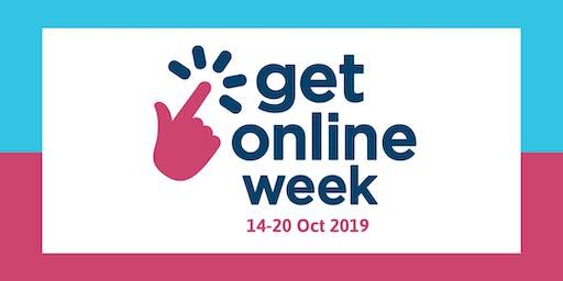 Get Online Week: Digital Drop-In & Afternoon Tea - Aldinga Library