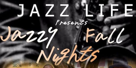 Jazzy Autumn Nights tickets