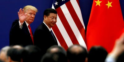 US-China Relations & America's Asian Partners