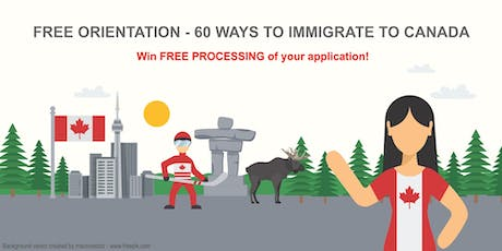 WIN Free Processing at the Canadian Immigration Seminar tickets