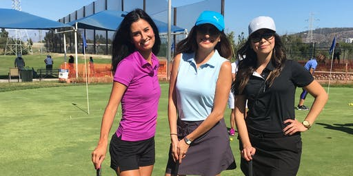 Golf Clinic for Newbies - South Bay