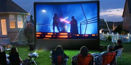 Outdoor Movie Night Presented by Atlanta Outdoor Movie Theater tickets