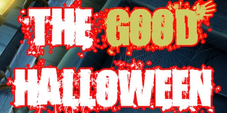 aGOODoutfit Presents: The GOOD Halloween Party! tickets