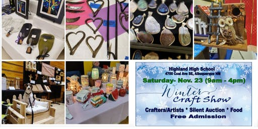 Highland HS - Winter Craft Show