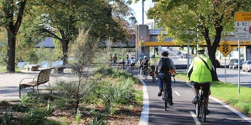 Beginner Cycling Skills (2.5hr) Saturday 9 November 2019 (10am - 12:30pm)