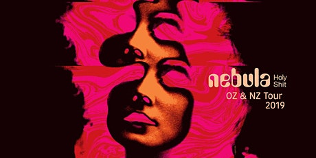Nebula (USA) play  ATOMIC RITUAL at The Bendigo Hotel tickets
