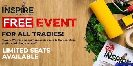 AIIMS Inspire Workshop - Free Digital Marketing Event  - Canberra tickets