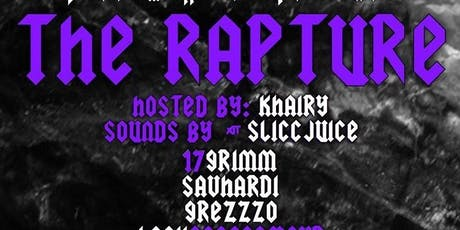The Rapture tickets
