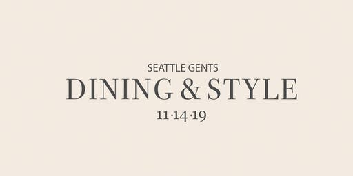Dining & Style: A 3-Year Anniversary Celebration