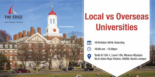 Local vs Overseas Universities