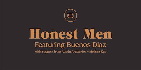 The Return of Songs in the Sitting Room ft. Honest Men + Buenos Diaz tickets
