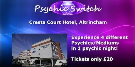 Psychic Switch - Altrincham tickets