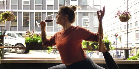 Wine Yoga With Véro! tickets