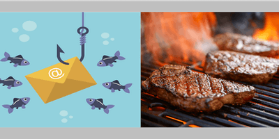 Cisco Cybersecurity presents Memphis Phish and Steak Customer Lunches