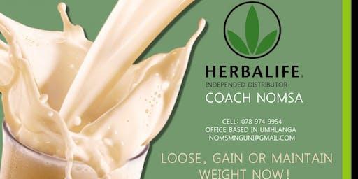 Durban Team Herbalife Nuitrition