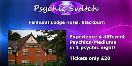 Psychic Switch - Blackburn tickets