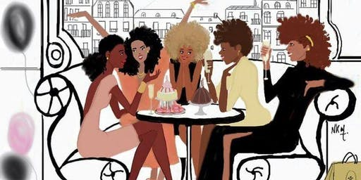 LBG Publishing  presents Books, Brunch and Brown Girls w/ Janine Davis