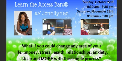 DeStress Your Life with the Access Bars®