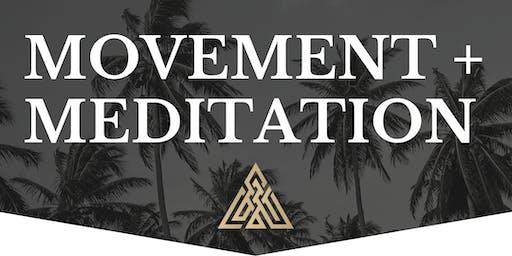 Tribe LA: Men's Movement + Meditation