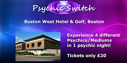 Psychic Switch - Boston