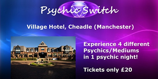 Psychic Switch - Manchester Cheadle