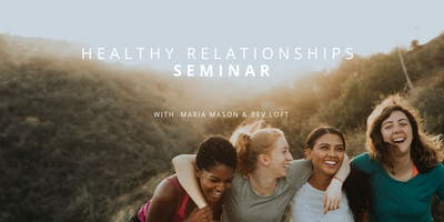 TRIBE MINISTRY SCHOOL | Healthy Relationships Seminar