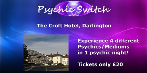 Psychic Switch - Darlington