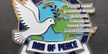 The Day of Peace 1 Mile, 5K, 10K, 13.1, 26.2 - Independence tickets
