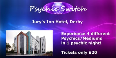 Psychic Switch - Derby City