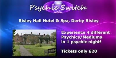 Psychic Switch - Derby Risley