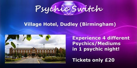 Psychic Switch - Dudley tickets