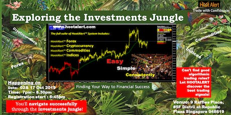 Exploring The Investments Jungle tickets