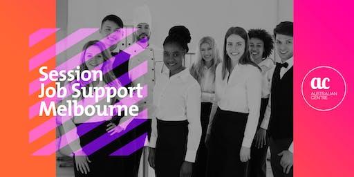 Oct 23 Melbourne Workshop Job Support