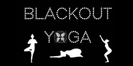 Blackout Yoga tickets