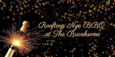 NYE Rooftop BBQ at The Branksome Hotel tickets