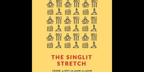 The Singlit Stretch Sesh tickets