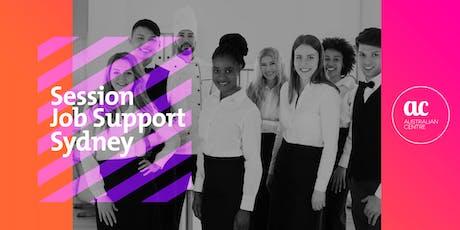 Oct 23 Sydney Workshop Job Support tickets