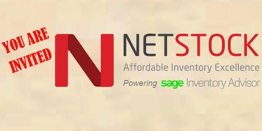 NETSTOCK / Sage Inventory Advisor Inventory Bootcamp - Atlanta, GA
