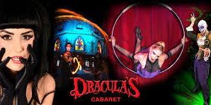 Halloween at Dracula's! Get your scare on!