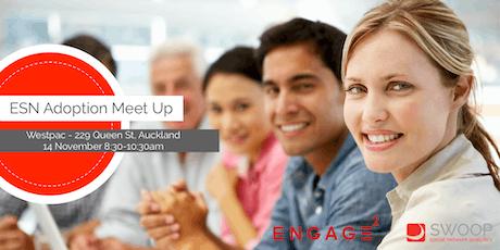 ESN Adoption Meet Up - Auckland tickets