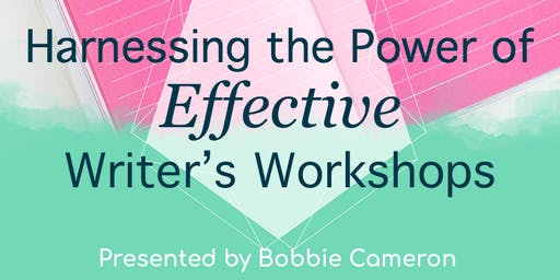 Harnessing the Power of Effective Writer's Workshops