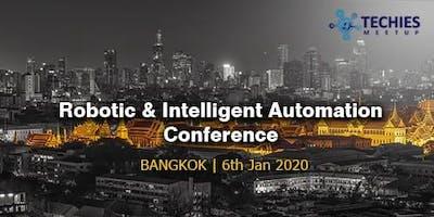 Robotic & Intelligent Automation Conference - Bangkok